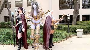 Warcraft Halloween Costume Warcraft Inspired Cosplay