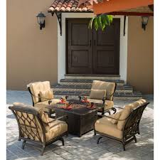 Soleil Patio Furniture Best Costco Outdoor Furniture With Fire Pit On Interior Home