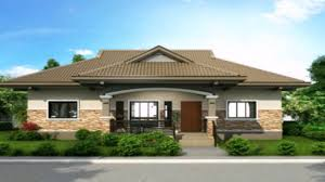 house single level house plan in philippines single free home