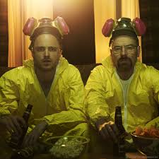 download breaking bad in yellow costumes wallpaper for ipad 2