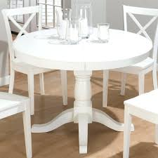 extendable round dining table set round oak extendable dining