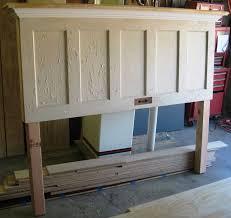 lovable diy door headboard diy barn door headboard u2013 interiorvues