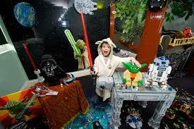 lego transforms star wars fan s bedroom into ewok village lego transforms star wars fan s bedroom into ewok village