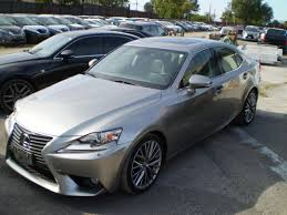 lexus toronto used cars used 2014 lexus is 250 luxury awd for sale in toronto ontario