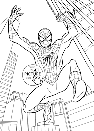 man jumps coloring pages for kids printable free