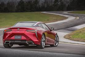lexus luxury sports car new lexus lc500 sportscar coming to australia in 2017 practical