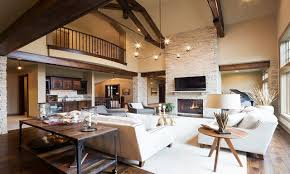 modern rustic living room home design ideas and pictures