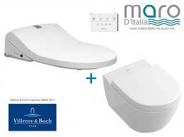 Toilet Bidet Combined Maro D U0027italia Di600 Premium Italian Design Toilet Bidet Seat Tooaleta