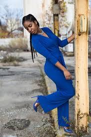 royal blue jumpsuit they say ash royal blue jumpsuit