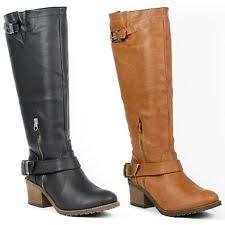 s qupid boots qupid med 1 3 4 to 2 3 4 s boots ebay