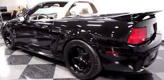 2001 Mustang Custom Interior Striking Mustang Roush Gt Convertible Muscle Car Cars