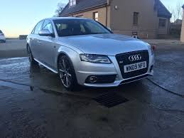 audi a4 b8 s4 quattro black edition manual 2009 may px swap