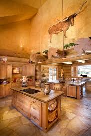 cuisine maison bois une maison en bois de luxe dans la nature