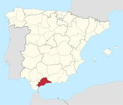 Image Maps File Malaga In Spain Svg Wikimedia Commons