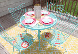 Reupholster Patio Chairs The Craft Patch Amazing Patio Set Transformation