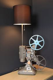 Unique Lamps This Is Awesome Something Old Projector Something New The