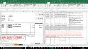 Excel Vba On Error Resume Next Excel Vba Modify Code So Data Transferred From U0027invoice U0027 Sheet To