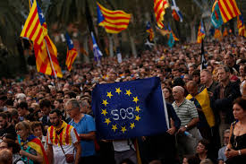 catalan leader stakes claim to independence then delays it 660 news