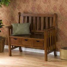 rattan storage benches ebay