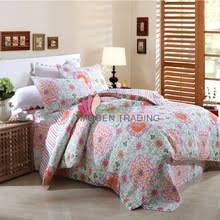 Quilted Cotton Coverlet Popular Cotton Quilted Coverlet Buy Cheap Cotton Quilted Coverlet