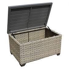 Outdoor Wicker Patio Furniture Sets - amazon com tk classics monterey 7 piece outdoor wicker patio