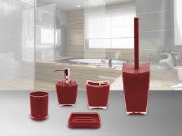 badezimmer garnitur set badezimmer kühles badezimmer garnitur set rot badgarnituren set