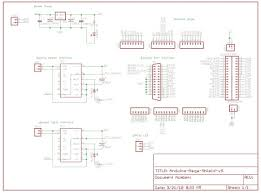 reprap builders new arduino mega shield for cnc interface