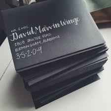 save the date envelopes mills save the date design lettered envelopes