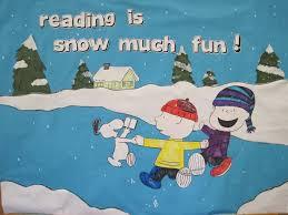 winter bulletin board a anicola u003c3 the weather outside is
