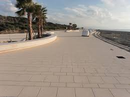 Floor Covering by Concrete Floor Covering For Public Areas Matte Stone Look