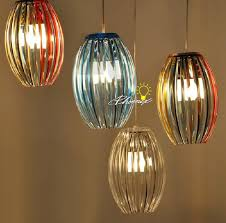 Unusual Light Fixtures - pendant lighting ideas useful creations colored pendant lights