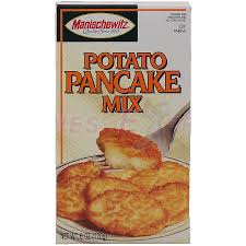 potato pancake mix manischewitz potato pancake mix 6oz