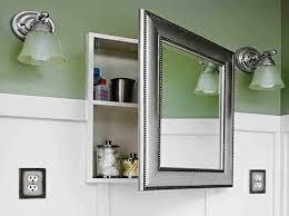 Bathroom Medicine Cabinets With Mirrors Recessed Bathroom Recessed Medicine Cabinets Roswell Kitchen Bath
