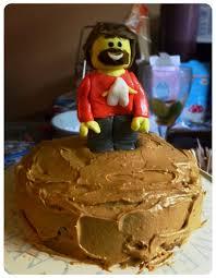 suzie makes lego star trek coffee cake
