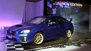 purple subaru there are only 1 000 copies of the 2015 subaru wrx sti you really want