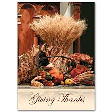 harvest cornucopia harvest cornucopia thanksgiving card