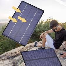 diy solar aliexpress buy mvpower 1 9w 5v polycrystalline solar panels