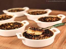 cuisiner foie gras crème brûlée de foie gras aux pistaches recipe foie gras