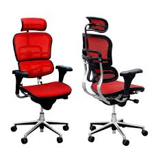 desk chair with headrest ergohuman v1 deluxe mesh executive office chair with headrest for