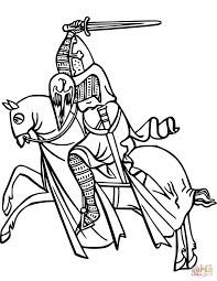 download coloring pages knight coloring pages knight coloring