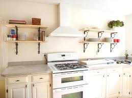 Kitchen Cabinet Recessed Lighting Kitchen Decorative Shelves Black Granite Countertop Cherry Wood