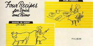 la bonne cuisine works works leonard bernstein
