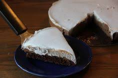 triple layer chocolate mousse pie recipe here http www