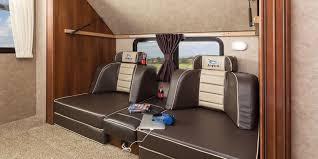 travel trailer with garage 2016 eagle luxury travel trailers jayco inc