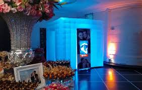 Inflatable Photo Booth Aliexpress Com Buy Custom Led Portable Inflatable Photo Booth