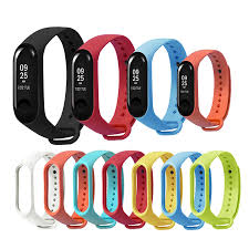 silicone strap bracelet images Bakeey replacement silicone sports soft wrist strap bracelet jpg