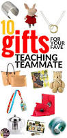 10 amazing gift ideas for your favorite teaching teammate i want