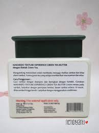 Scrub Makarizo kawaii fuku makarizo hair texture experience green tea butter