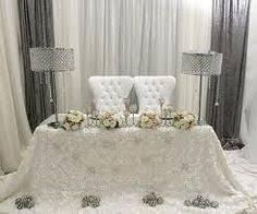 Wedding Head Table Decorations by Wedding Cake Table And Backdrop Head Table And Backdrop Designs