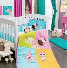 Circo Owl Crib Bedding New Elephant Giraffe Butterfly Owl Pink Yellow Baby Crib Bedding